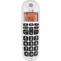 Pack de 2 téléphones fixes sans fil PhoneEasy 100W duo Doro