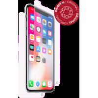 Verres organiques Avant Arrière Force Glass pour iPhone X/XS