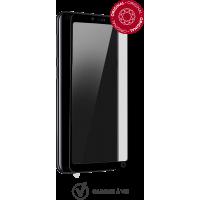 Protège-écran verre trempé Force Glass pour Samsung Galaxy A9 avec kit de pose