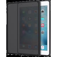 Coque semi-rigide Itskins Spectrum noire translucide pour iPad 9.7