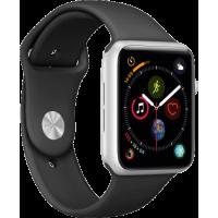 Bracelet en silicone ICON par Puro pour Apple Watch Series 4 (38-40mm)