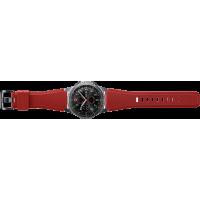 Bracelet en silicone rouge ET-YSU76MR Samsung pour Gear S3