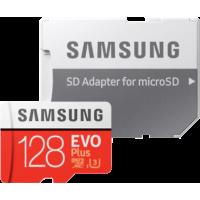 Carte micro SD Evo Plus Samsung 128Go avec adaptateur SD