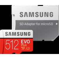 Carte Micro SD EVO Plu