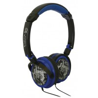 AMARINA CASQUE AUDIO DJ PLIABLE + ADAPTATEUR IPHONE