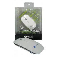 Amarina Souris sans fil rechargeable optique 2.4 ghz SlimClic