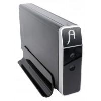 Boîtier externe USB2.0 (IDE/SATA/eSATA) pour disque dur 3.5'' (15397)