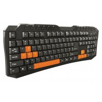 Clavier USB Gamer 108 touches GK01