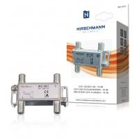 Dérivateur catv 2 canaux - 16 db pour le montage des connecteurs-f: apres l'ouverture du cable à denuder, appuyez sur le bouton-