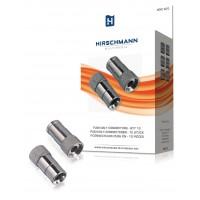 Connecteurs push on - 10 pièces pour le montage des connecteurs-f: apres l'ouverture du cable à denuder, appuyez sur le bouton-p
