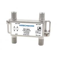 DFC 0631, Répartiteur 3 voies avec F-connexion 5 - 1218 MHz