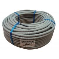 Câble coaxial en tube