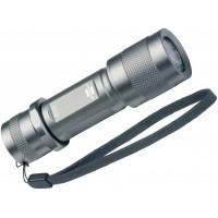 LuxPrimera 120 LED torche IP65 1x3W 80lm 3xAAA (inclus) 3,5h