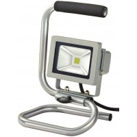 Projecteur LED portable COB 10W 2m IP65