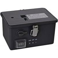 Batterie Li-ion : 4400mAh