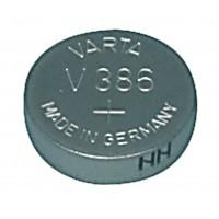 V386 pile de montre 1.55 V 105 mAh