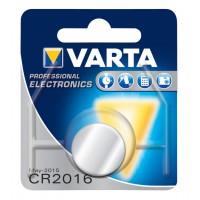 CR2016 pile au lithium 3 V 80 mAh 1-blister