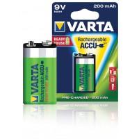 Batteries NiMH LR22 8.4 V 200 mAh R2U 1-blister