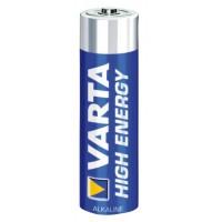Batterie AA / LR6 alcalin 1.5 V Haute Énergie 12 paquets