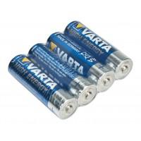 Alcaline de batterie AA / LR6 1,5 V High Energy 10 x réduire de 4 piles sur un plateau