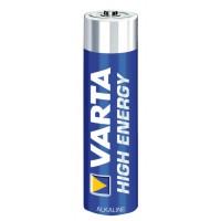 Piles alcalines AAA/LR03 1.5 V Haute énergie 12 boîtes