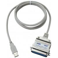 Câble convertisseur USB vers connecteur imprimante