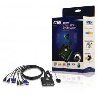 2-port USB commutateur KVM