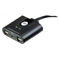 switch 2 ports USB 2.0