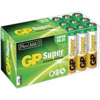 Boite de 24 Super Alkaline AAA