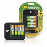 Powerbank 550 incl. 4 x AA 2600 mAh