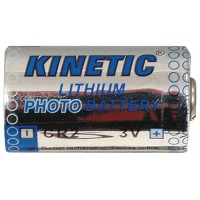 CR2 batterie lithium pour appareil photo 3 V 600 mAh à 1 ampoule