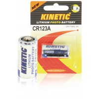 CR123 batterie lithium photo 3 V 1200 mAh 1- blister