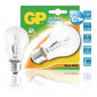 Ampoule halogène classique A55 à économie d'énergie E27 28 W