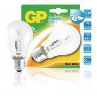 Ampoule halogène classique A55 à économie d'énergie E27 53 W