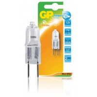 Ampoule halogène capsule basse tension à économie d'énergie GY6.35 28 W