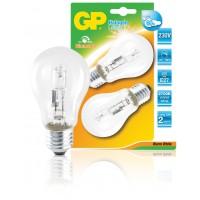 Ampoule halogène classique A55 à économie d'énergie multipack E27 42 W