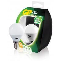 Ampoule à diode mini-globe E14 2,5 W