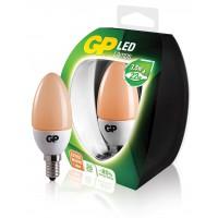 Ampoule à diode extrêmement chaude mini-bougie E14 3,5 W