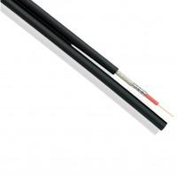 Câble RCA Stéréo à Double Blindage Hautes Performances en Rouleau 50.0 m