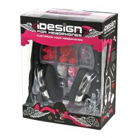 idesign casque -Flower