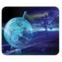Tapis de souris couleur bleu (référence 06346)