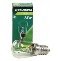 Ampoule 15 W 240 V E14 transparente