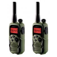 Talkie-walkie vert.
