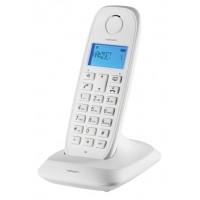 Téléphone de salon DECT Sans fil, blanc