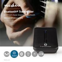 Émetteur Audio sans Fil   Bluetooth®   Jusqu'à 2 Écouteurs   Noir