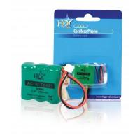 Batterie de téléphone sans fil NiMH 3.6 V 280 mAh