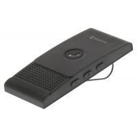 Kit main libre de voiture Bluetooth v4.0 Noir
