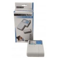 Câble testeur RJ45/USB/COAX