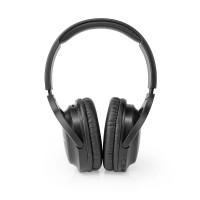 Casque sans fil   Bluetooth®   Casque arceau   Noir