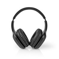 Casque sans fil | Bluetooth® | Casque arceau | Noir